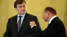 Basescu si antonescu