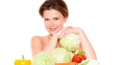 femeie.legume