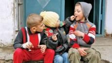 copiii strazii