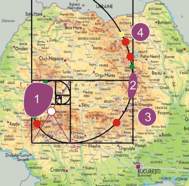 Romania ţara Cu Cele Mai Multe Puncte Energetice De Pe Planetă