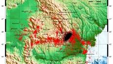 cutremur vrancea harta