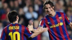 Messi Ibra
