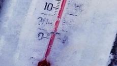 temperatura scazuta