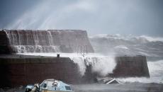 uraganul gonzalo