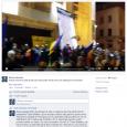 iohannis proteste facebook