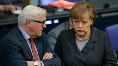 merkel ministrul german de externe