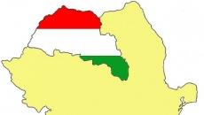maghiari romania harta