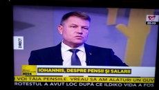 iohannis realitatea tv