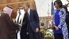 Michelle Obama, în Arabia Saudită