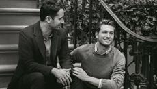 Compania Tiffany a apelat la un cuplu de homosexuali pentru o reclamă