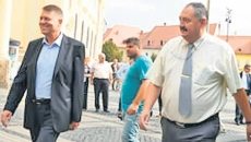 Iohannis si Cristian Pavel