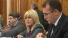 Elena Udrea, la Comisia Juridică