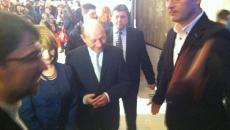 Traian Basescu la film