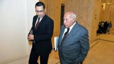 Dan Voiculescu si Victor Ponta