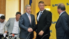 Catalin Predoiu, Klaus Iohannis, Vasile Blaga