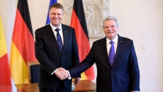 Klaus Iohannis si Joachim Gauck