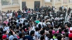 violenţe la un meci de fotbal din Egipt