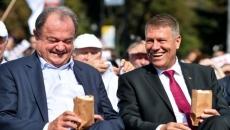 Vasile Blaga si Dorin Cocos