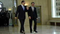 Victor Ponta si Rosen Plevneliev