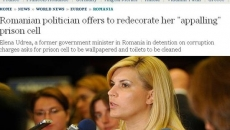 Elena Udrea The Telegraph