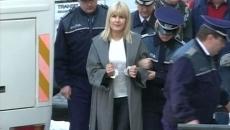 Elena Udrea, la ICCJ