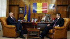 Victor Ponta si Edi Rama