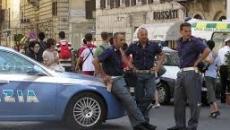Poliţia din Italia