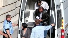Magistrati arestati