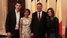 Klaus Iohannis, Simona Halep