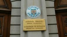 Ambasada României la Paris