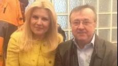 Ion cristoiu si Elena Udrea
