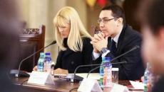 Victor Ponta şi Elena Udrea