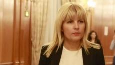 Elena Udrea în Parlament
