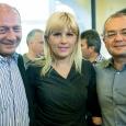 Băsescu, Udrea şi Boc