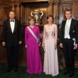 Klaus Iohannis, la dineul Principesei Margareta