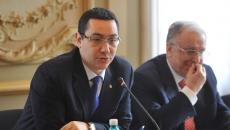 Victor Ponta şi Ion Iliescu