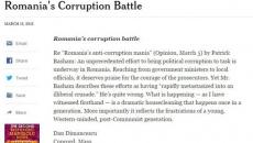 Articol lupta anticoruptie