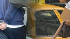 taximetrist agresiv