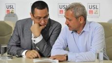 Victor Ponta şi Liviu Dragnea
