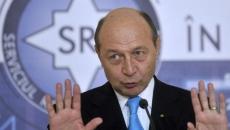 Traian Basescu SRI