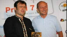 Felix Tataru si Traian Basescu