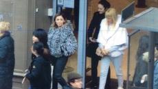 Elena Udrea şi Ana Maria Topoliceanu la Paris