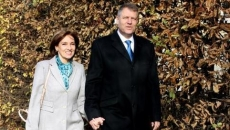 Klaus şi Carmen Iohannis