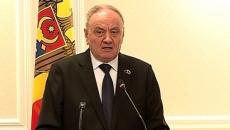 Preşedintele Republicii Moldova, Nicolae Timofti