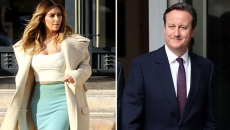 Kim Kardashian şi David Cameron