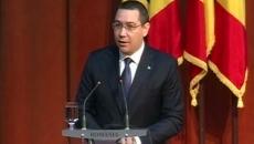 Victor Ponta, la bilantul MApN