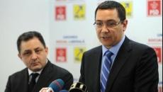 Victor Ponta şi Marian Vanghelie