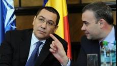 Victor Ponta şi Darius Vâlcov