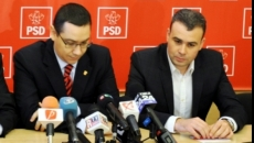 Victor Ponta si Darius Valcov