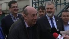 Traian Băsescu la PMP